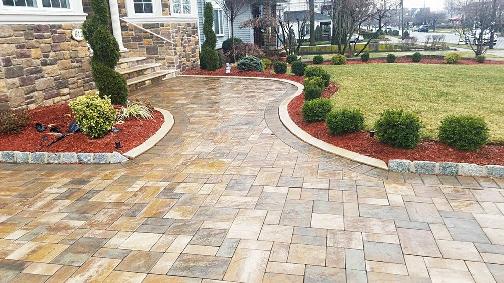 Pavers Installation